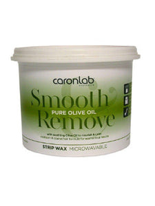 CARONLAB Smooth Remove Pure Olive Oil Strip Wax
