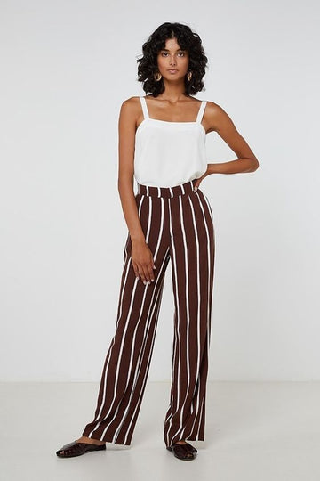 Sydney Pant in Stripe