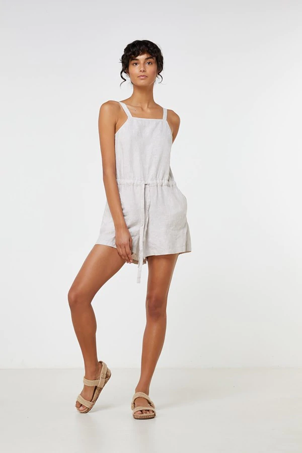 Kela Playsuit Natural