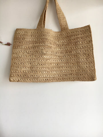 Jade Bag in Natural