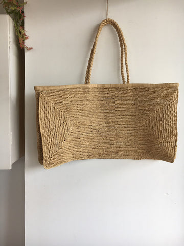 Alice 3XXL Bag in Natural