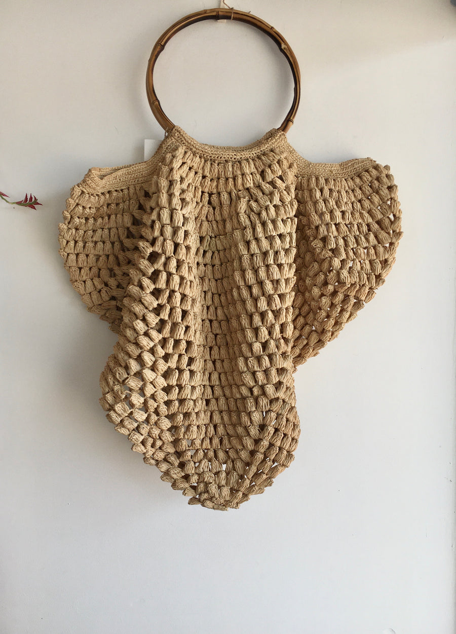 Izia Bag in Natural