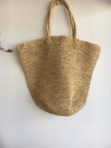 Alice XXL Bag in Natural