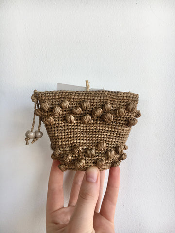 Grace Purse in Tea