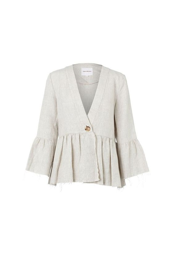 Carmela Jacket in Natural