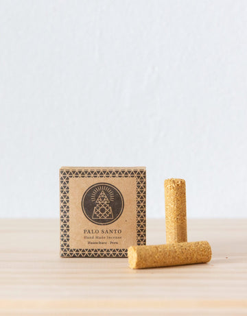 Incausa Handpressed Palo Santo