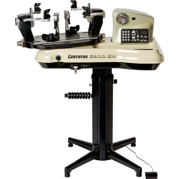 Gamma 6900 ELS Tennis Stringing Machine