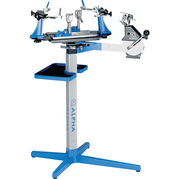 Alpha Axis Pro Tennis Stringing Machine Tennis Machine Pros
