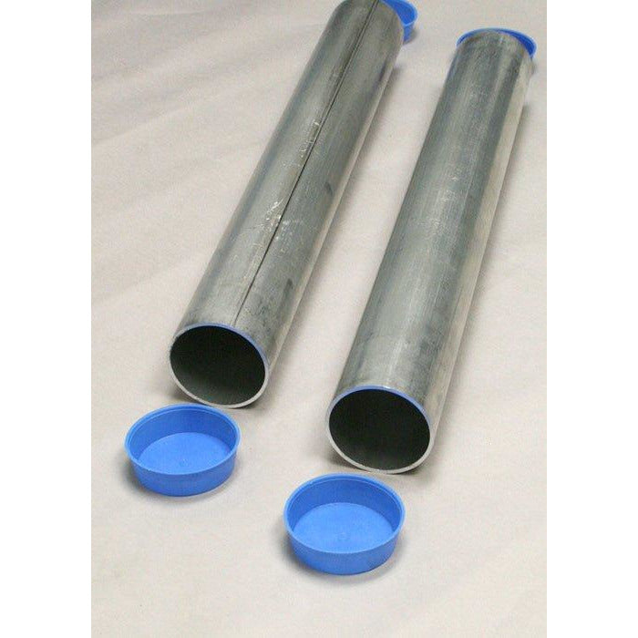 Douglas GS-24RD/AL Aluminum Ground Sleeves 24″ Long for 2-7/8″ OD Posts
