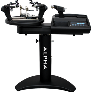 Tennis Stringing Machine >> Alpha Ghost 2 Tennis Stringing Machine