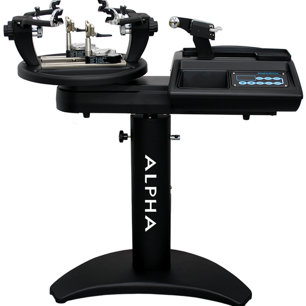 Alpha Ghost 2 Stringing Machine Tennis Machine Pros