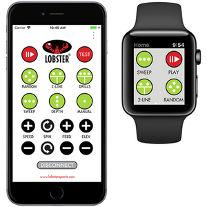 Lobster Grand Remote For Apple Watch, iPhone, iPod, iPad