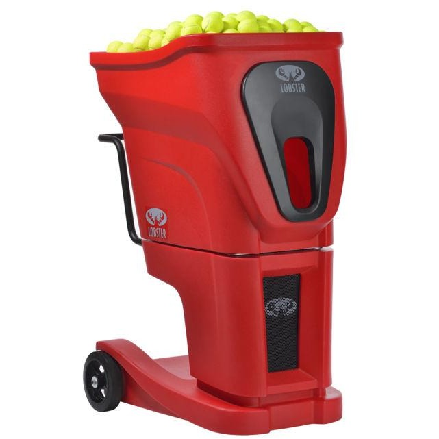 Lobster Phenom Two 2 Electric Club Tennis Ball Machine