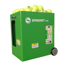 Spinshot Plus Tennis Ball Machine with Phone Remote Supported