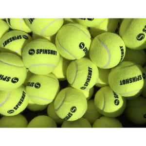 Spinshot Pressureless Tennis Balls