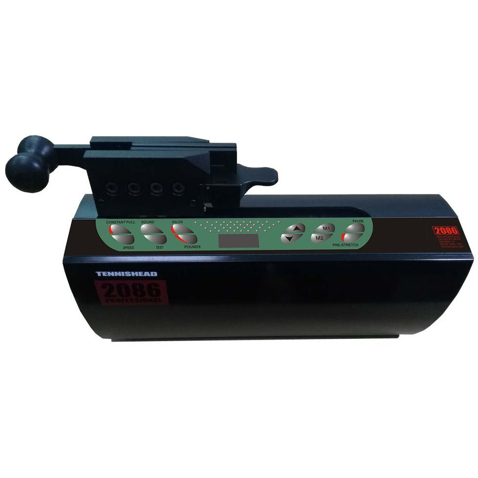Wise 2086 Electronic Tension Head for Tennis Stringing Machine Tennis Machine Pros