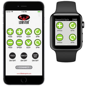Lobster Elite10 Remote for Apple Devices