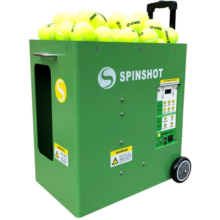 Spinshot Plus 2 Tennis Ball Machine