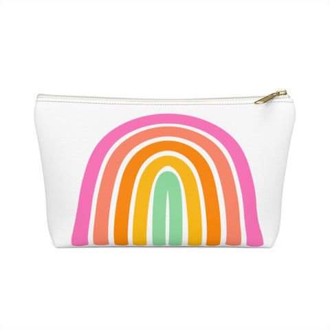 Rainbow Zipper Pouch