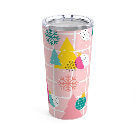 Holiday Memphis 20oz Tumbler