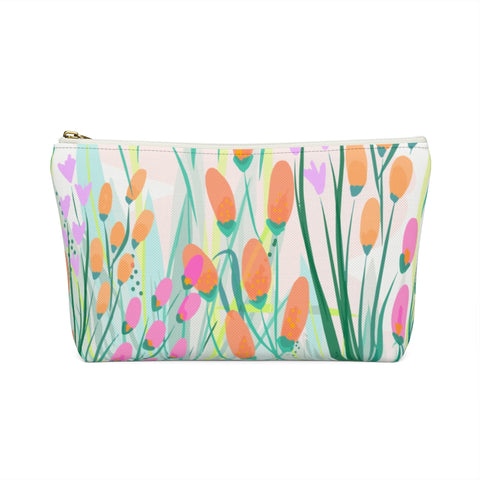 Wildflower Zipper Pouch