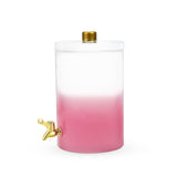 Pink Blendo Drink Dispenser