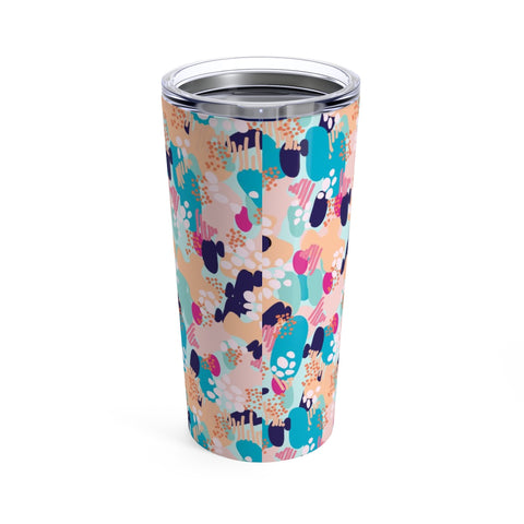 Sky Abstract Stainless Steel 20oz Tumbler