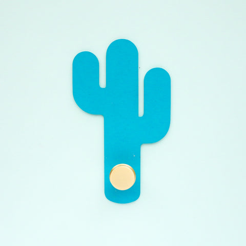Cactus DIY Wall Hook Kit