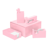 Light Pink Desk Set