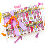 Candy Themed Gift Topper Kit