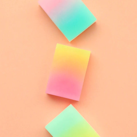 Colorful Gradient Soap Bars - Quick Gift Item