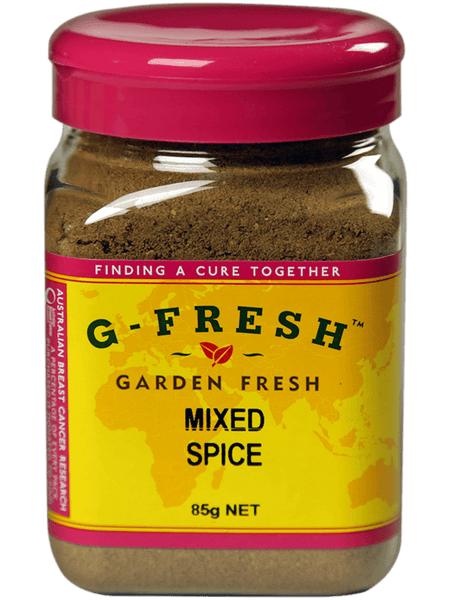Mixed Spice 85g