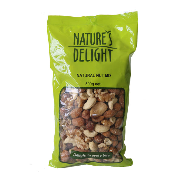 Natural Nut Mix