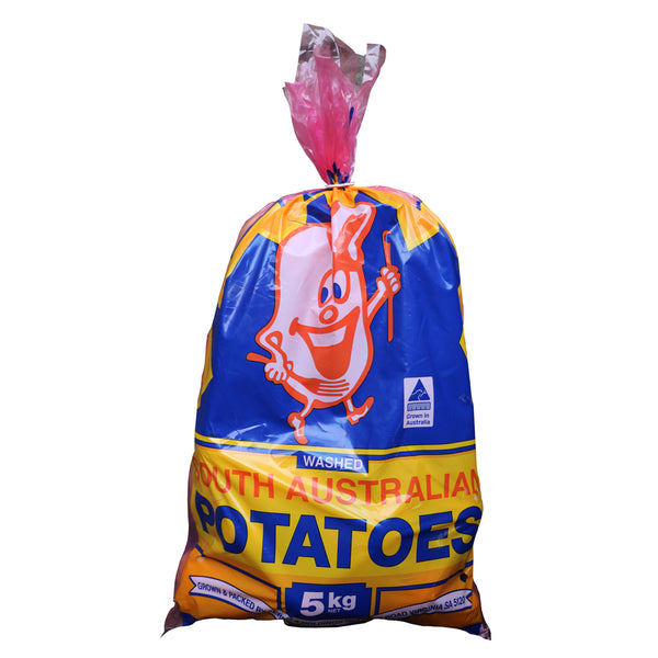 5kg White Potatoes