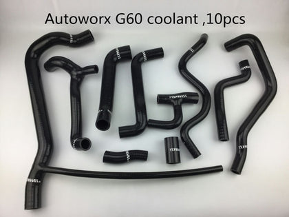 VW CORRADO G60 COOLANT HOSE KIT