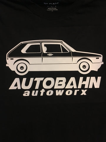VW MK1 Rabbit Golf Shirt - Autobahn Autoworx