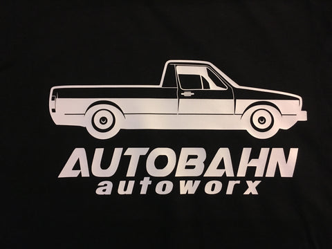 VW MK1 Rabbit Pick-Up Caddy Shirt - Autobahn Autoworx