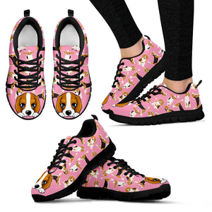 Beagle Inspired Sneakers