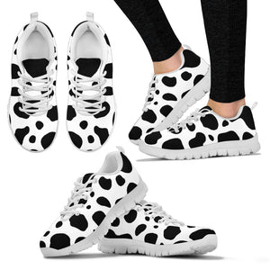 Node Lux Cow Sneakers