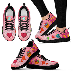 Knitting Lovers Sneakers