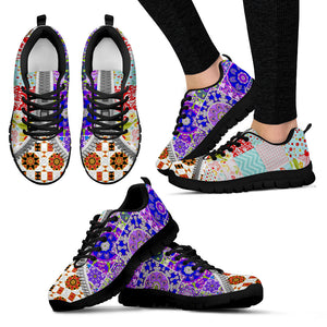 Love Quilting Sneakers