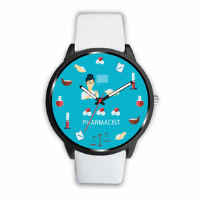 Pharmacist Inspired Watch