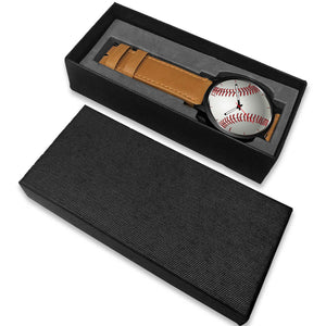 Nodelux Baseball Watch