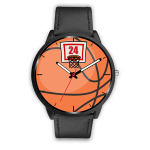 M.J. Number 24 Basketball Watch