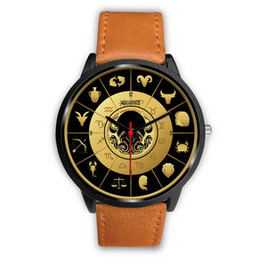 Aquarius Luxury Fashion Watch