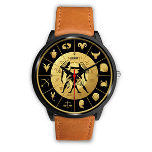 Gemini Luxury Fashion Watch