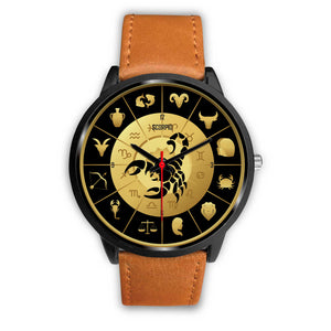 Scorpio Luxury Fashion Watch