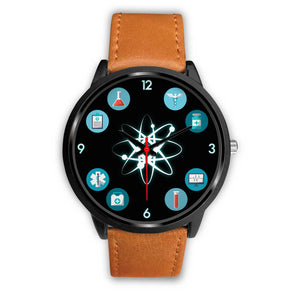 Bio Chemistry Inspired Watch