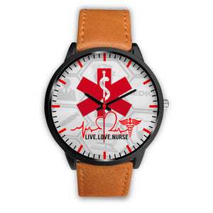 Live, Love, Nurse Watch