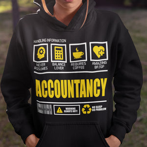 Accountancy Inspired Hoodie
